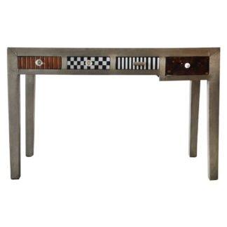 Aloki biurko z drewna mango 120 x 60 x 76